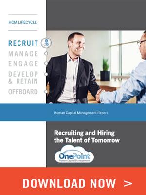 Recruitment trends report