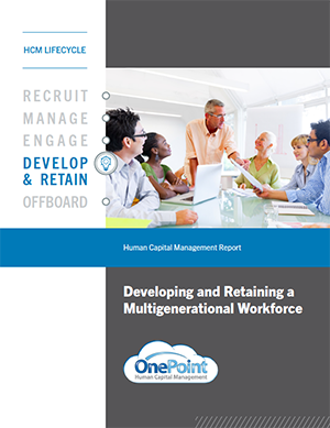Employee Develop and Retention Trends Report