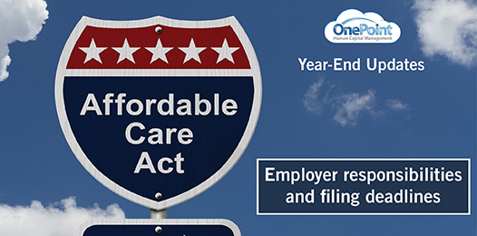 2018 ACA Filing Updates and Employer Responsibilities